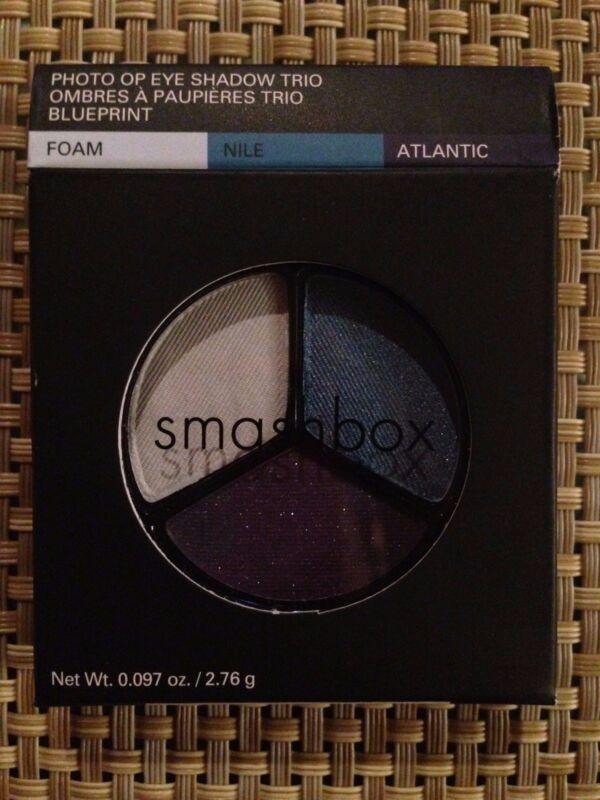 Smashbox Photo Op Trio Eye Shadow BLUEPRINT (0.079oz/2.25g)