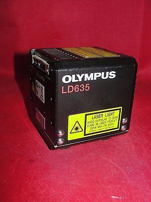 Olympus Fv10-ld635 Ld635 Confocal Laser Scanning Biological Microscope Head