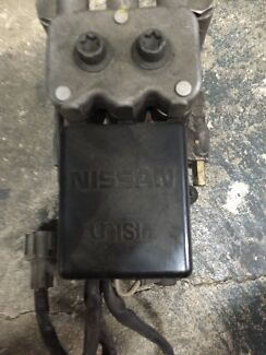 Nissan 200SX s14 series 1 ABS module unit with wiring