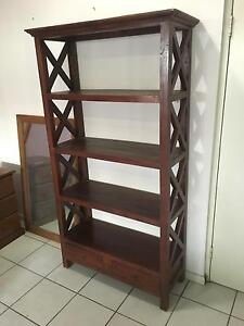 Bedframe, tables (kitchen and bedside), bookshelf + more Fannie Bay Darwin City Preview