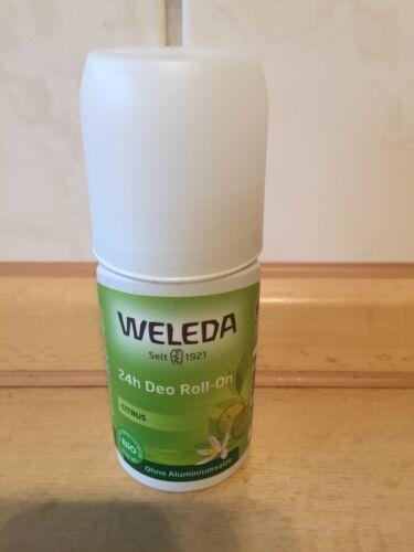 Weleda Citrus Deo Roll-On 50ml Neu