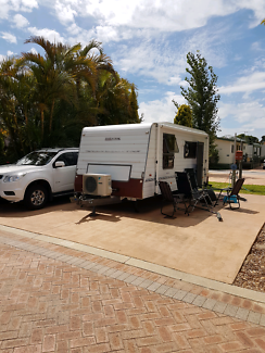 17' Ropa Trail-a-long Caravan