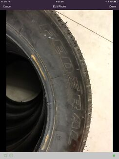 Light truck tyre 195/65R16 Gisborne Macedon Ranges Preview