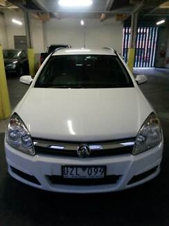 2007 HOLDEN ASTRA STYLISH WAGON Carlton Melbourne City Preview