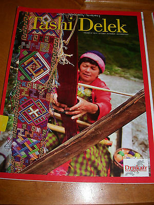 Tashi Delek Drukair Kingdom Of Bhutan Magazine November 07 Mawongpa Golf Travel