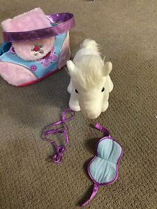 Pony in a purse