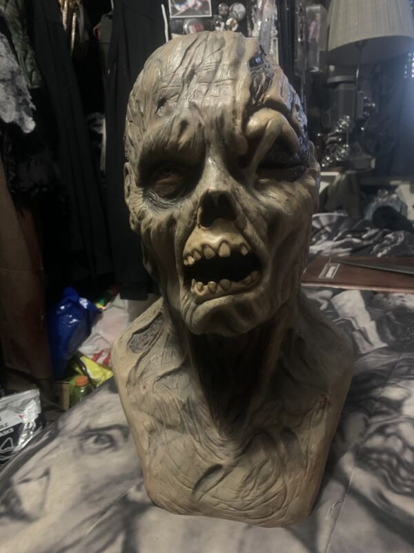scarewear Jason Vorhees Part 6 Jason Lives Resin Bust