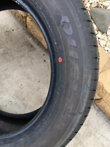 Bridgstone tyre brand new