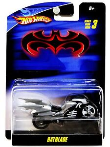 HOT WHEELS BATBLADE 1:50 SERIES 3