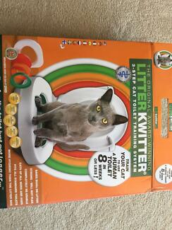 Toilet Training Set for Cats