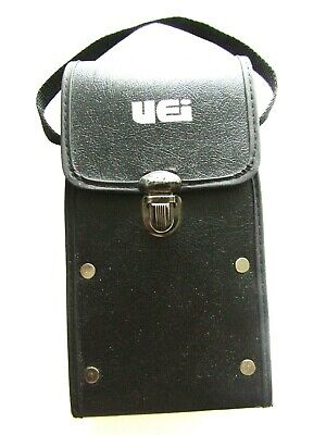 Uei Hard Case Only Carry Case Wstrap For Digital Meter Tester Clamp-on