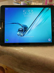 Samsung s2 Tab cellular plus wifi ( including genuine book case ) Rostrevor Campbelltown Area Preview