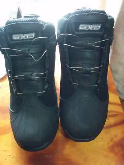 AO Striker Riding Boots: US 6, UK 7, EU 40 Burwood Burwood Area Preview