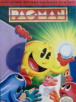 Pac-Man Namco Nintendo NES Video Game BRAND NEW SEALED RARE