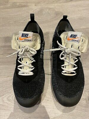 Off White Air Vapormax FK 'The Ten'Size UK8 US9