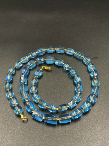 A beautiful Ancient rare color glass beads from Ancient time from southeast Asia