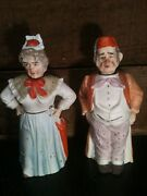 Antique Bisque Figurine