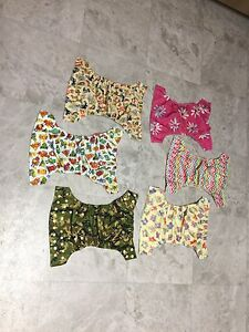 (New) 6 pull  diapers