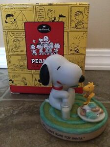 "Snoopy ""Cookies For Santa"""