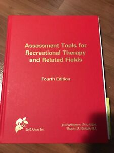 Assessment Tools for Recreation Therapy