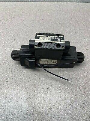 Used Bosch Hydraulic Valve 081wv25p1v300xyka11560d5155