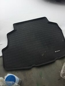 Trunk liner for Corolla