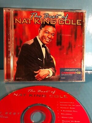 The Best of Nat King Cole CD - Unforgettable, Send For Me, Walkin' My Baby