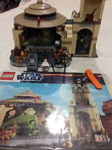 Lego Star Wars Jabbas Palace, minifigures & instructions Norwood Norwood Area Preview