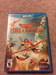 Disney Planes Fire and Rescue for Wii U