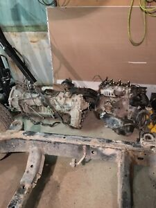 1999 Toyota 4Runner engine/trans /transfer case