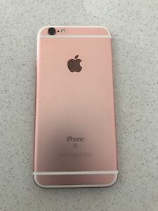 I phone 6s 32G rose gold
