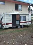 1990 WindsorLtd edition 18ft Caravan Kingaroy South Burnett Area Preview