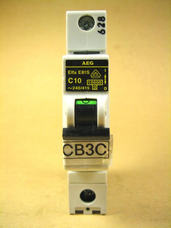 AEG -  ELFA-E81S-C10 -  Circuit Breaker