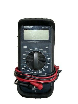Tenma 72-2055 Volt Ohm Meter