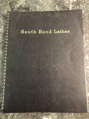 South Bend Lathes Bulletins 9-m 11-r 13-r 16-n 76-h 45 15-t Catalog Rare