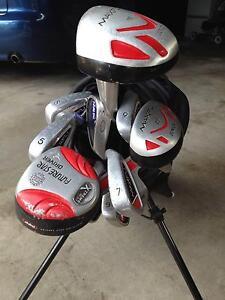 Golf Set for Junior Ashmore Gold Coast City Preview
