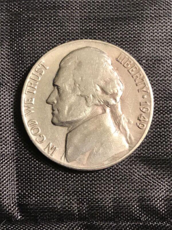 1949 P Jefferson Nickel - 15% off 5+