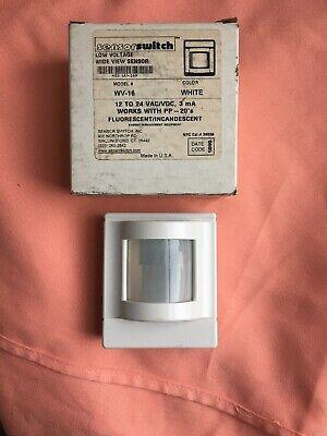 Sensor Switch Wv16 - Wide View Motion Sensor - New