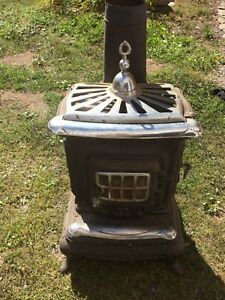 Antique Parlour Stove