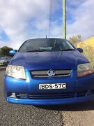 Holden barina  TK 3 door 2007 Ingleburn Campbelltown Area Preview