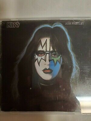 Kiss: Ace Frehley The Remasters CD