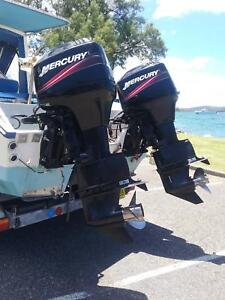 MARKHAM WHALER 5.35M TOURNAMENT CAT.FULLY EQUIPPED