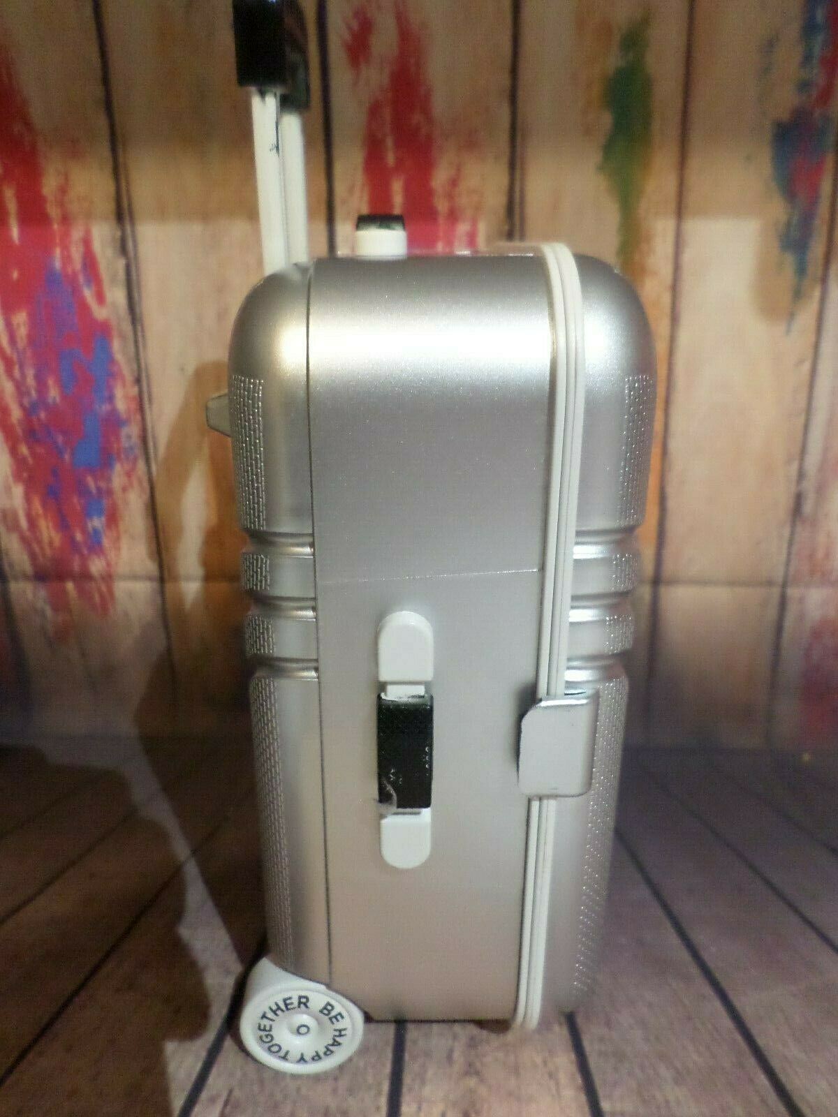 travel luggage suitcase for integrity barbie action