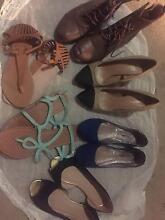GARAGE SALE- woman's clothes, shoes, bras, books, dvds Belair Mitcham Area Preview