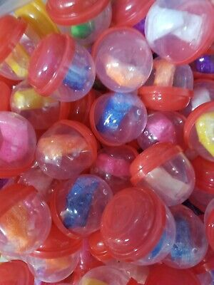 250 Snow Putty In 2 Capsules Party Favors Carnival Toys Vending Machine Toys
