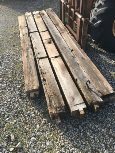 BEAUTIFUL Group of RECLAIMED SAWN Timbers, 19 Total pieces