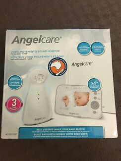 Angelcare AC1300 Video, movement & sound monitor