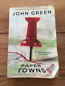 Book: Paper towns