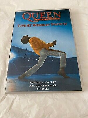 Queen : Live at Wembley (1986) - Édition 2 DVD by Gavi... | DVD | condition good