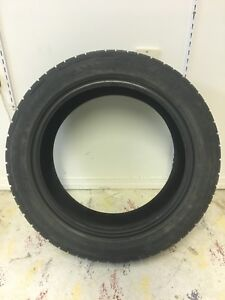 Spare tire without rim